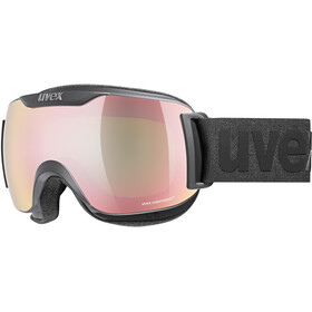 UVEX Downhill 2000 S CV Masque, black/mirror rose